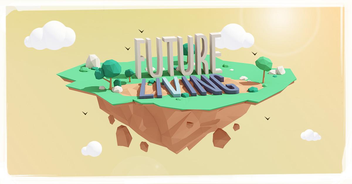 Resultat d'imatges de Future Living ARTE